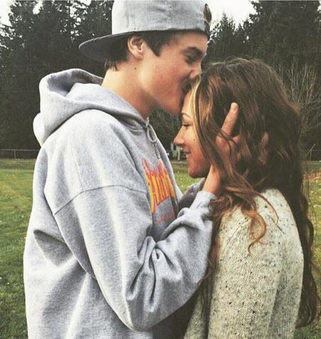 عکس عاشقانه بوسه , عکس های بوسه عاشقانه , عکس عاشقانه جدید